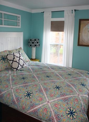 Cape Room: Wilder Farm Inn, Waitsfield, Vermont