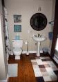 Country Life Bathroom: Wilder Farm Inn, Waitsfield, Vermont