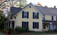 Exterior of Wilder Farm Inn, Waitsfield, Vermont