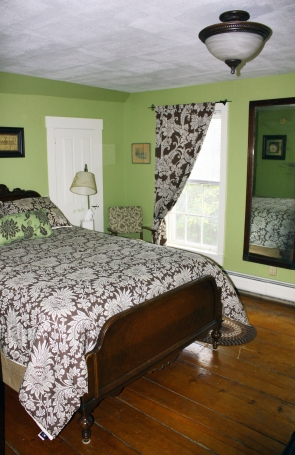Milbrook Room 1 at Wilder Farm Inn, Waitsfield, Vermont