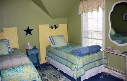 The Milbrook Room 2, Wilder Farm Inn, Waitsfield Vermont