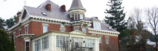 Willard Street Inn, Burlington, Vermont